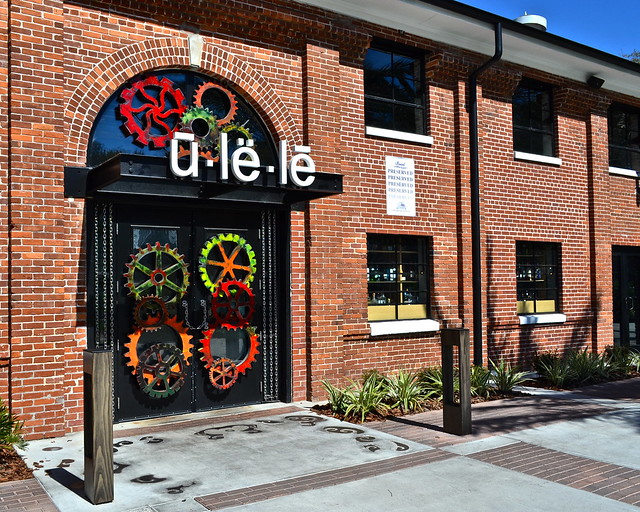 Ulele Restaurant, Tampa Florida