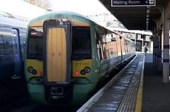 377111 Departs Hastings
