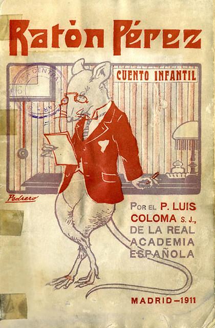 000-El raton perez- Biblioteca Miguel de Cervantes