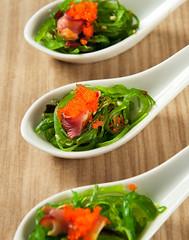 Tako Seaweed Appetizer