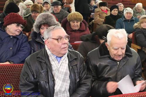 Конференция Светловодской городской организации Партии Пенсионеров Украины 28 января 2014 г. (2)