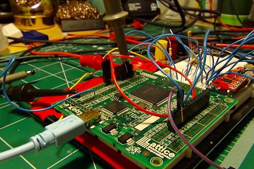 MachXO2 Eval Board