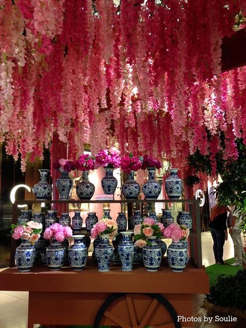CNY Decor @ The Gardens