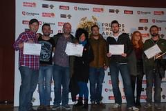 Nominaciones XVI Premios de la Música Aragonesa 18-02-15