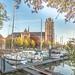 Maartensgat & Grote Kerk, Dordrecht