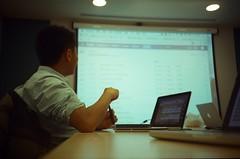 On the desktop Taipei, Taiwan / KODAK 500T 5219 / Lomo LC-A+