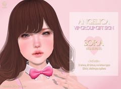 (*ANGELICA) VIP GROUP GIFT SKIN