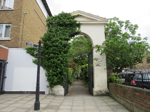 E8: A lovely spot | Walking London one postcode at a time