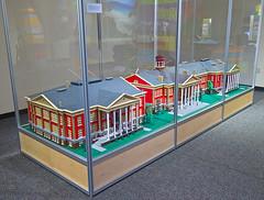 Lego East Hall