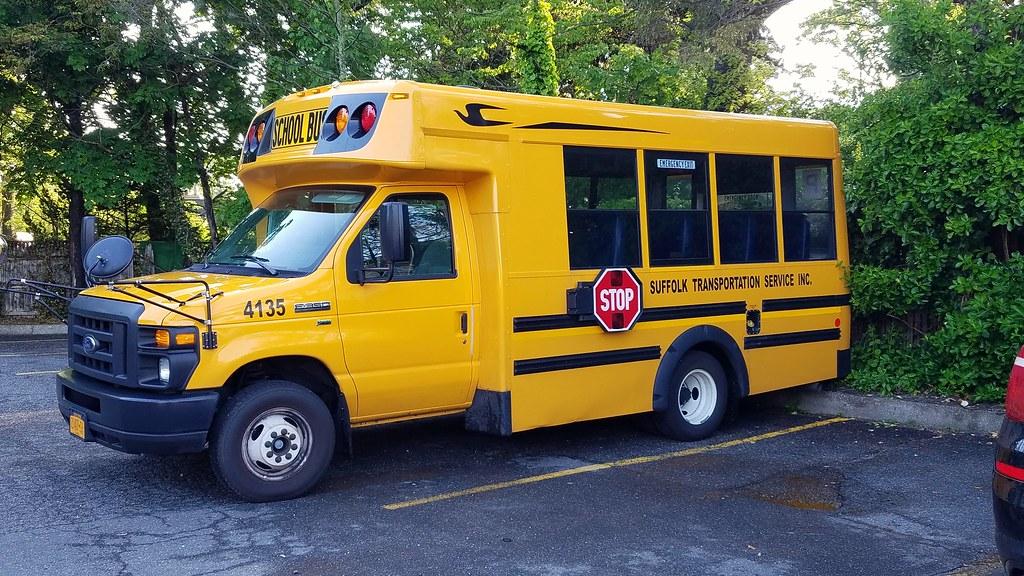 Long Island School Bus S Most Interesting Flickr Photos