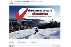 Blog: Česko-slovenské skiareály, jak jste poděkovaly zákazníkům za přízeň?