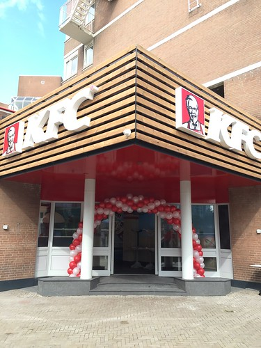 Ballonboog 7m KFC Scheveningen
