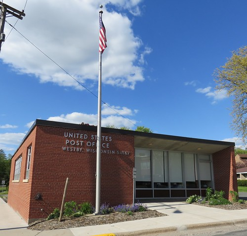 Post Office 54667 (Westby, Wisconsin)