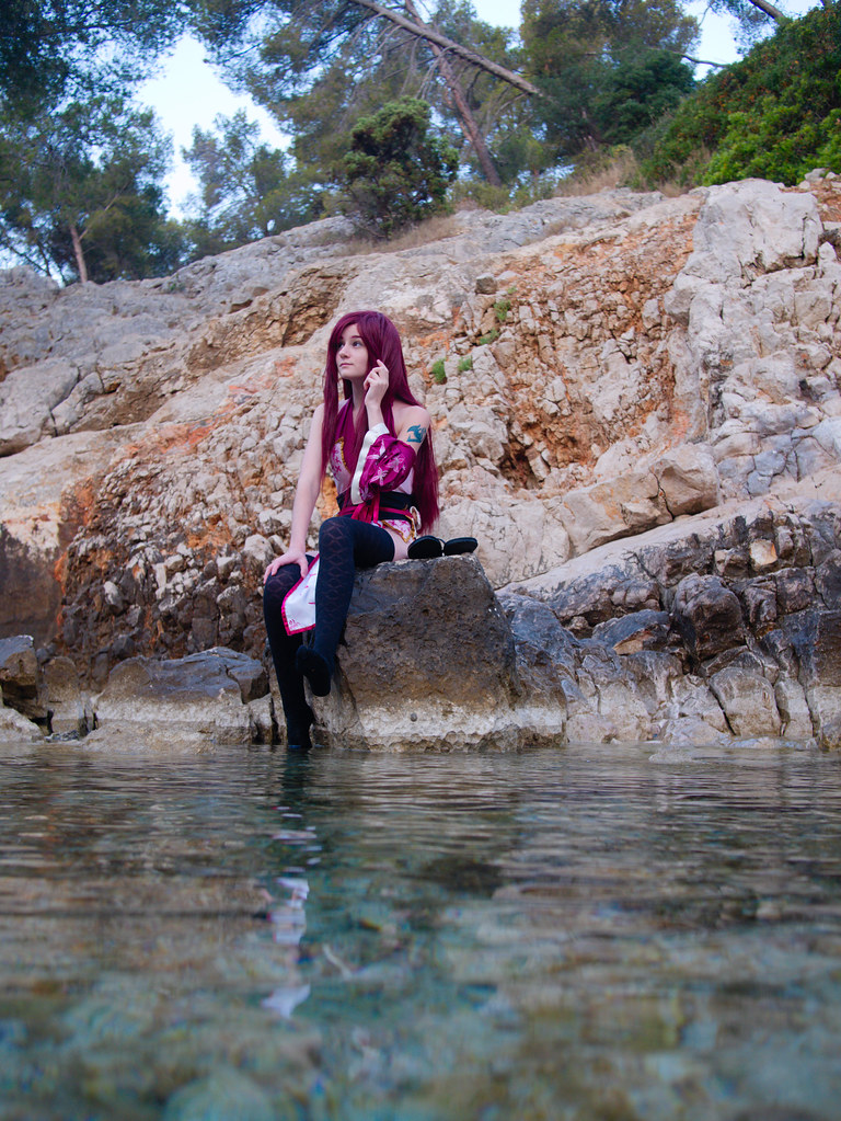 related image - Shooting Erza Scarlet - Fairy Tail - Port Pin -2016-07-02- P1430652