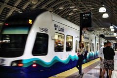 A Seattleite and Sound Transit Central Link