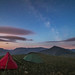 'Night Lenticulars' - Foel Goch, Snowdonia by Kristofer Williams