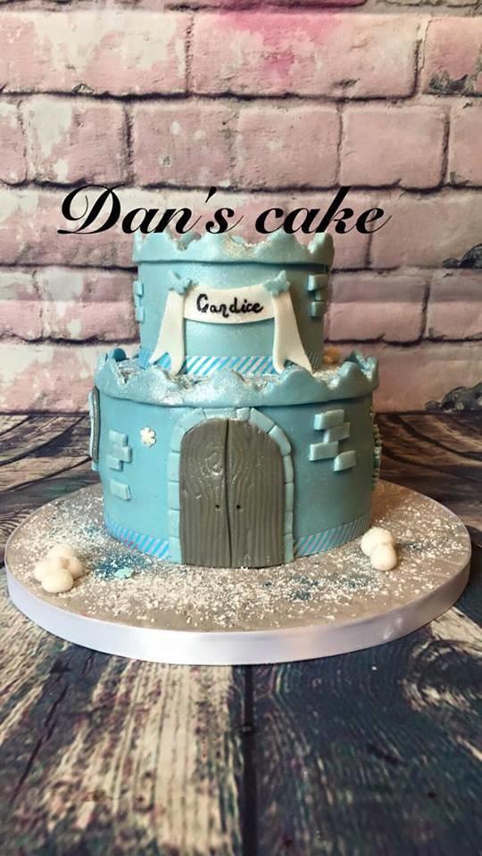 Cake by Jennyludo And-Co of Dan's Cake