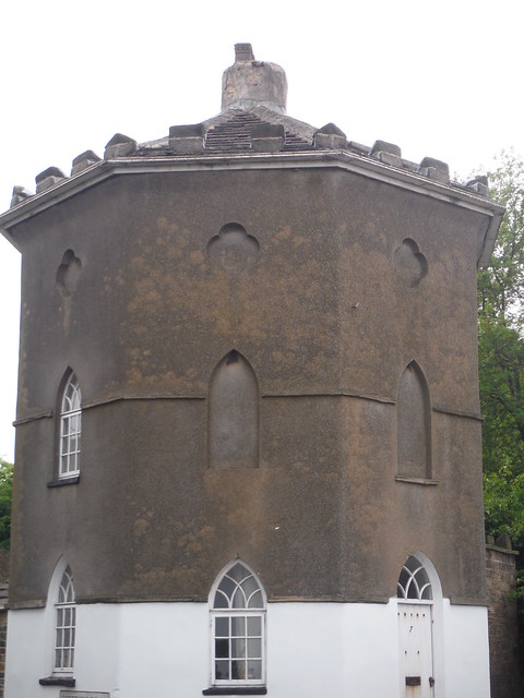 Octagonal Tollhouse, Ringinglow