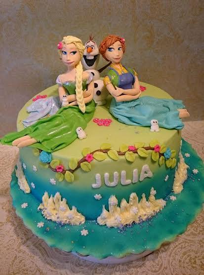 Cake by Katarzyna Koza of Sweet Little Bliss