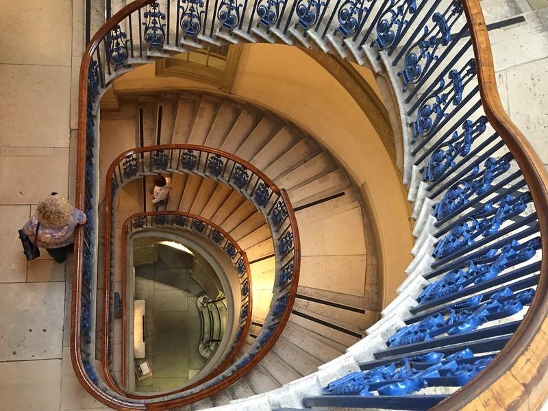 Courtauld spiral