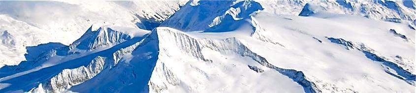 Skitouren-Wochenende mit Bergführer Großvenediger, 3667 m, Hohe Tauern. Foto: Günther Härter.