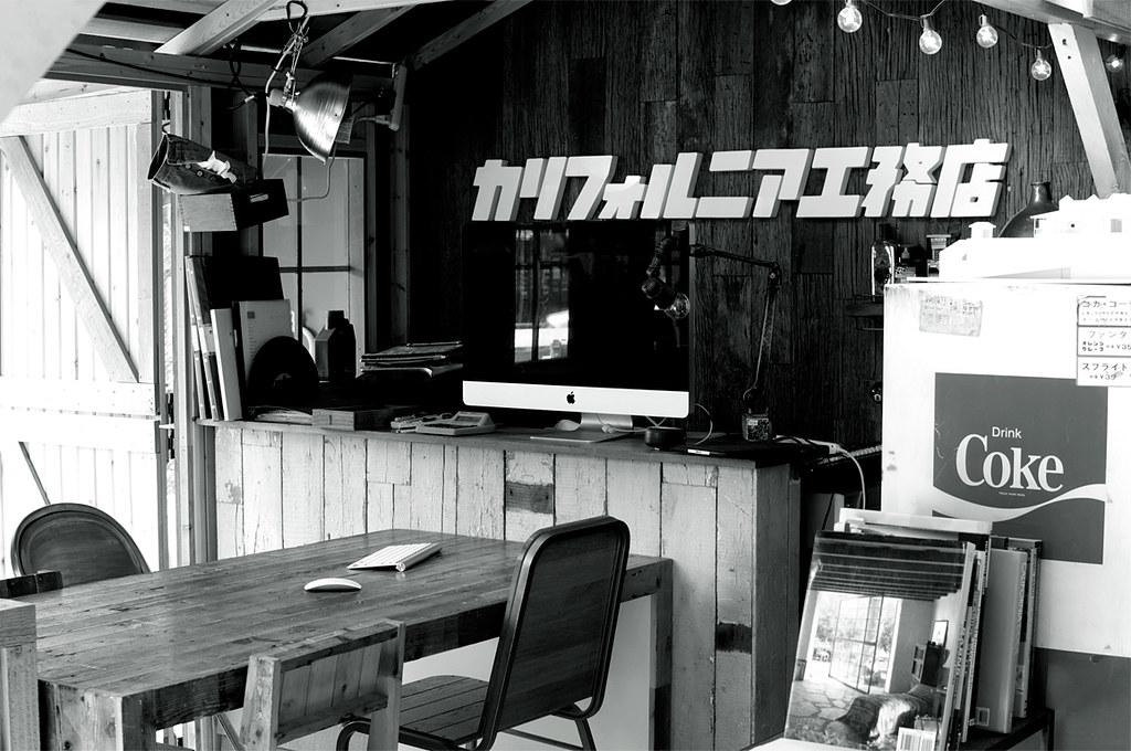 カリフォルニア工務店