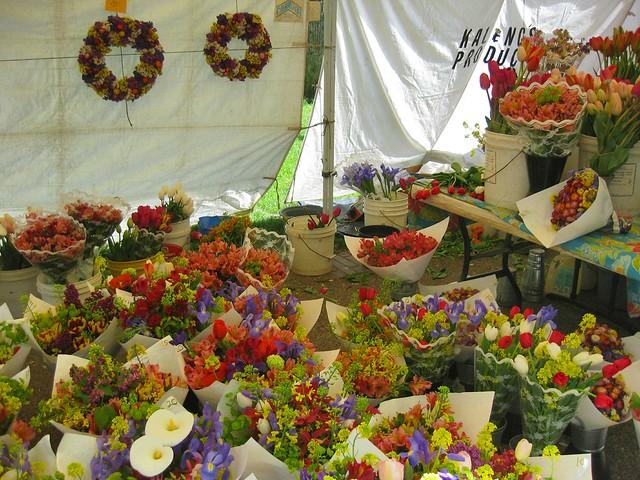 Farmers Market, Portland