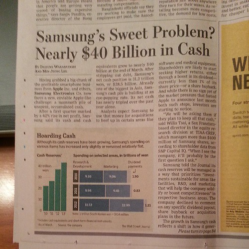 I love b Wall Street Journal headlines
