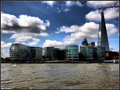 From City Hall to The Shard