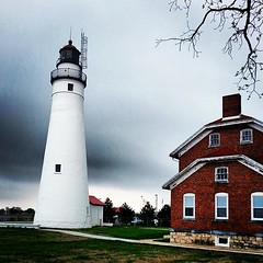 Did you know that the state of Michigan has more lighthouses than any other state? Each one is unique and represents an important part of our state�s proud maritime heritage. Can you name this lighthouse?