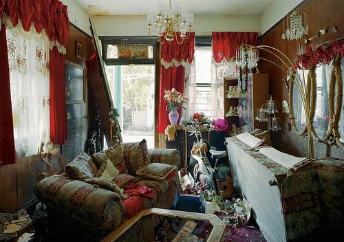 Robert Polidori, 5603 Dauphine Street, New Orleans, 2005