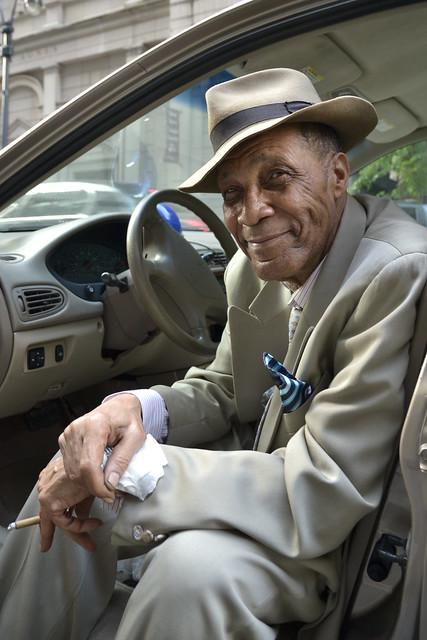 Jacques, periodista en un receso, Nueva York