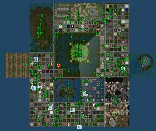 SL10B Map - Grand Opening