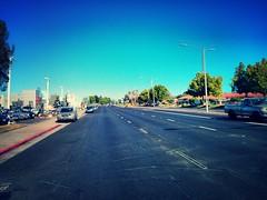 El Camino ride to work