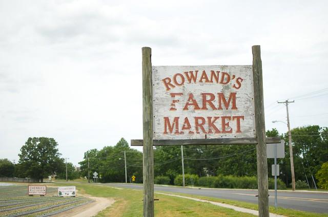 Rowand Farm Market