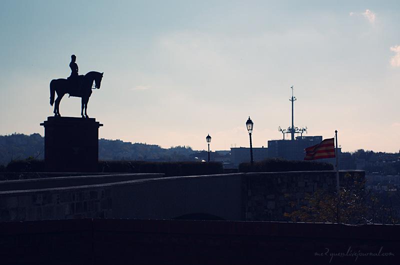 Budapest, Buda side