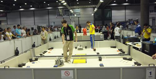 Werden die Roboter tun, wozu sie programmiert sind?