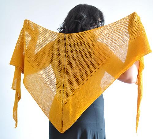 Cerasus shawl