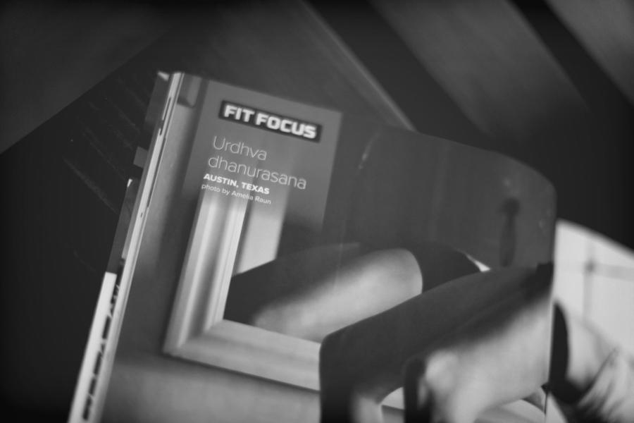 austin fit magazine - amelia raun yoga