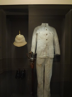 Uniform of an Indian Sepoy during the mutiny of 1915