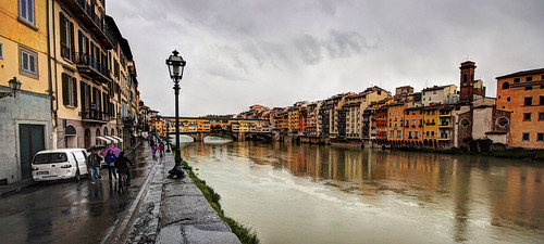 Firenze from life of Fosco Maraini