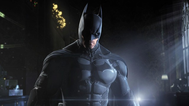 Batman: Arkham Origins on PS3