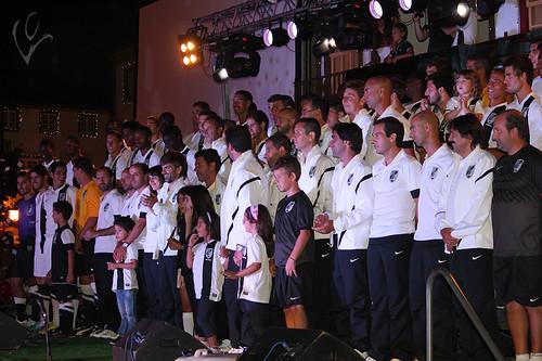 Apresentação Vitória SC 2013/2014