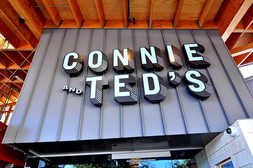 Connie & Ted's - West Hollywood