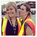 Movie Night in the Plaza: Heidi and Monique