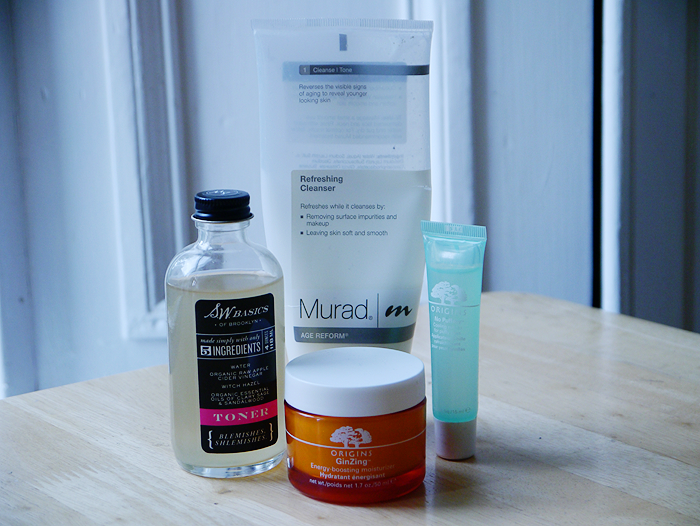 morning skincare essentials 2