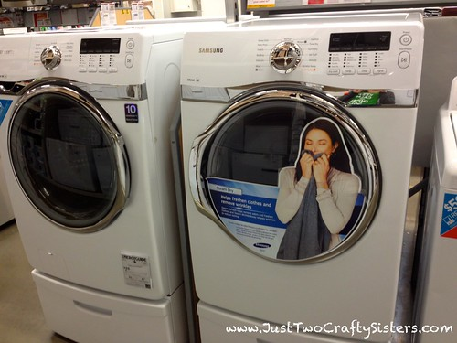 Buying a new washer & dryer