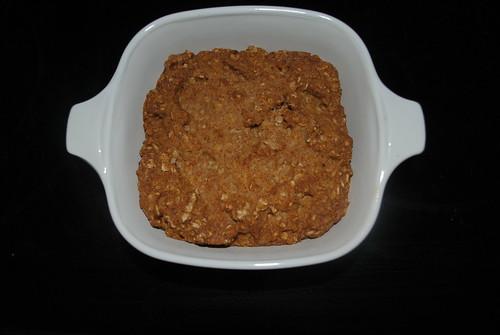 Summer Squash Baked Oatmeal