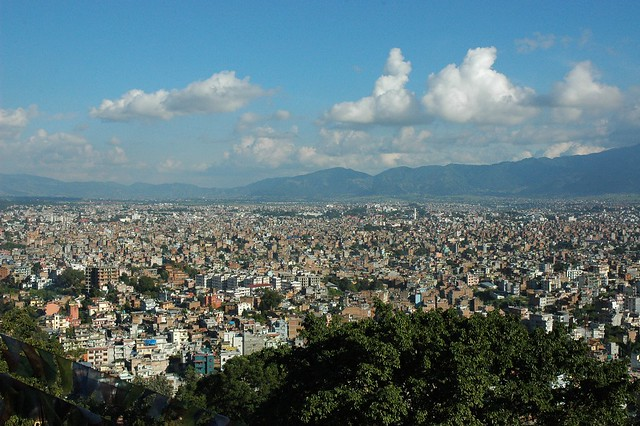 The ancient settlement of Kathmandu by CC user wonderlane on Flickr