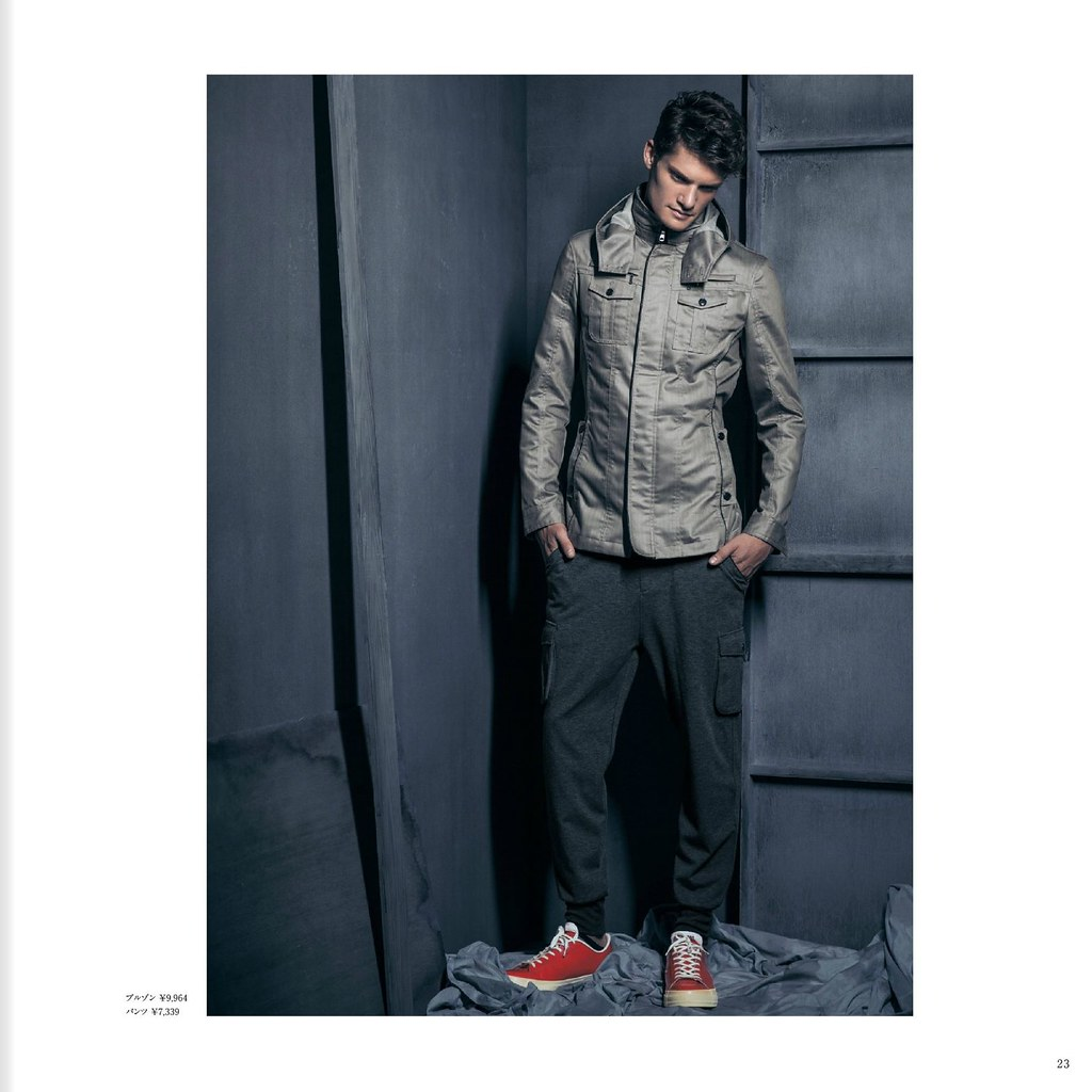 m.f.editorial Men's Autumn Collection 2013_002Danny Beauchamp, Kye D'arcy